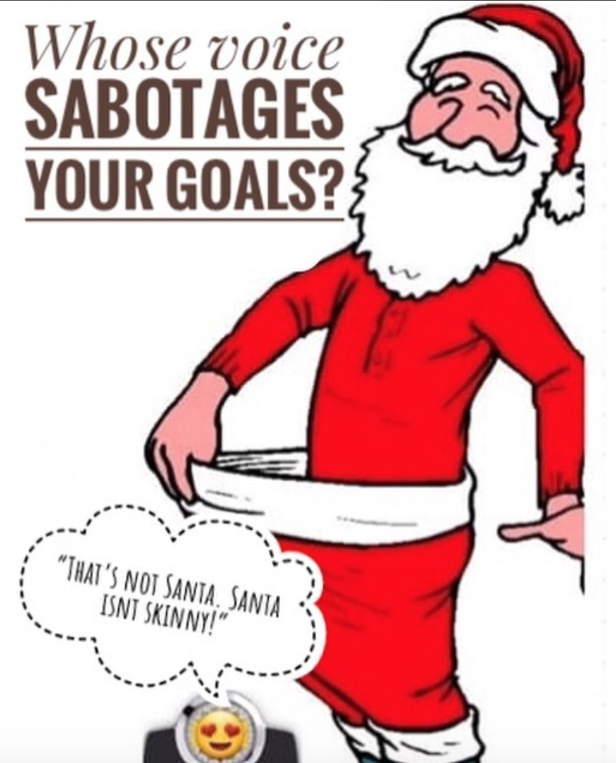sabotages your goals