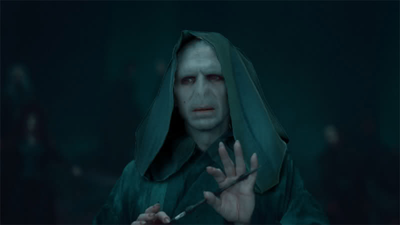 Voldemort - He Who Shall Not be Named